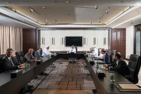Dubai's District Cooling Operators Association discusses challenges and opportunities