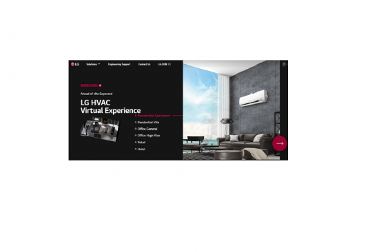 LG Launches New Virtual Platform for Air Solution Technology