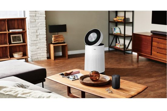 COMBAT SUMMER ALLERGIES WITH LG PURICARE
