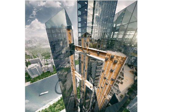 TK Elevator presents ropeless MULTI mobility solution at German Pavilion of Expo 2020 Dubai