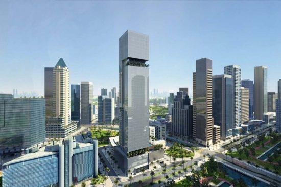 ذا فيرست كوليكشن تنطلق نحو العالمية مع افتتاح فندق جديد