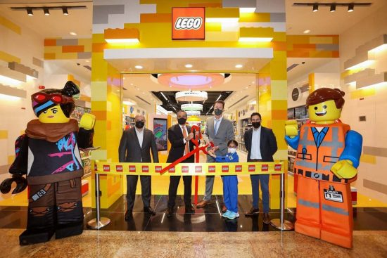 Majid Al Futtaim Lifestyle launches the first newly designed LEGO® Certified Store concept in the Middle East