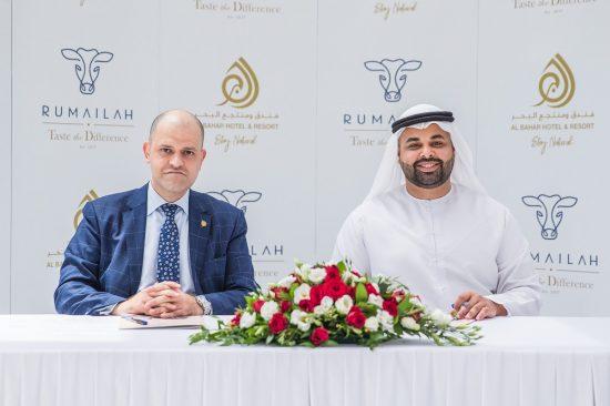 A Distinguished Collaboration Between Fujairah-based Rumailah Farms and Al Bahar Hotel & Resort