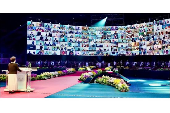 Universal Peace Federation Convenes Think Tank 2022 Rally of Hope