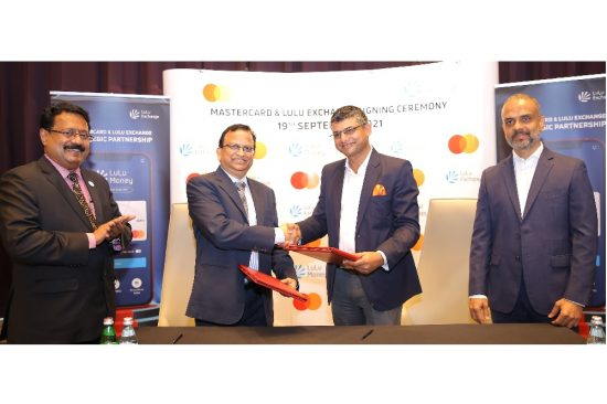 Mastercard partners with Lulu Exchange to enable speedy and  secure online remittances