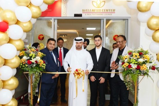 Thumbay Hospital Ajman launches 'Wellness Centre and Multivitamins Lounge' providing customized IV infusion therapy