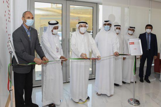 Zaki Nusseibeh Inaugurates the New Graduate Studies Building in Abu Dhabi