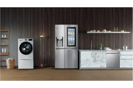 LG BRINGS NEW INTELLIGENCE TO CONNECTED LIVING IN THE GCC WITH AI-POWERED HOME APPLIANCES