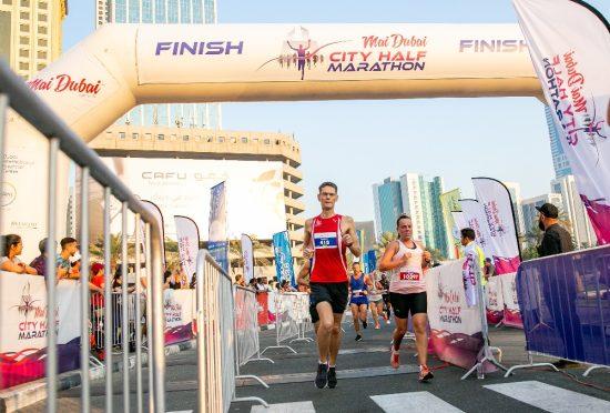 Mai Dubai City Half Marathon back for third year