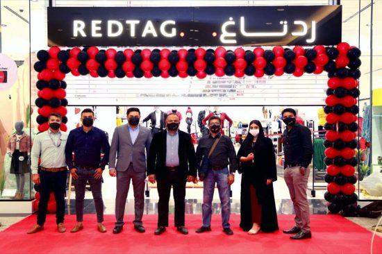 رد تاغ تفتتح متجراً جديداً في مول عمان وتكشف عن عرضها المميز لهذه المناسبة