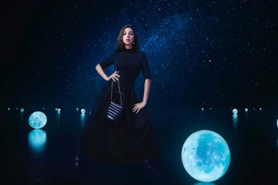 REDTAG launches Winter Collection endorsed by Myriam Fares, inspired by a world reawakening to endless discovery
