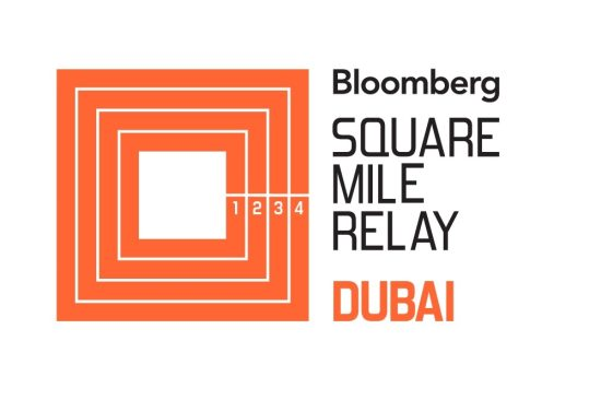 Dubai chosen as first city to host the return of Bloomberg Square Mile Relay series with new race format