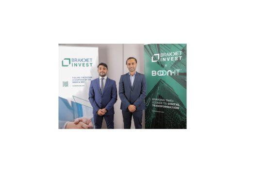 Stockholm's Brakket Invest Picks Up MENA-Based Tech Firm