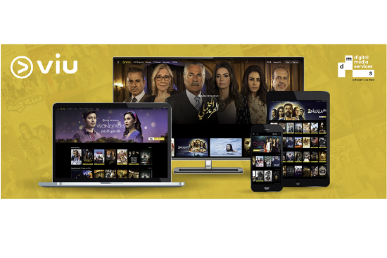DMS wins exclusive media representation across MENA for leading online video streaming player Viu